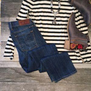 {Lucky Brand} Sofia straight leg jeans